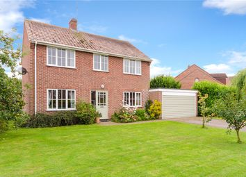 Thumbnail 4 bed detached house for sale in Meadows Close, Long Bennington, Newark