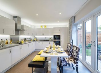 "Thumbnail 3 bed detached house for sale in ""The Yarkhill"" at Edmund Way, Amesbury, Salisbury"