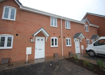 Thumbnail 2 bed property to rent in Saw Mill Way, Burton Upon Trent, Staffordshire