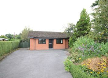Thumbnail 2 bed bungalow to rent in School Lane, Brereton, Sandbach