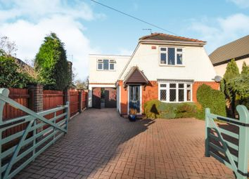 Thumbnail 3 bed detached house for sale in Meadow Lane, Coalville