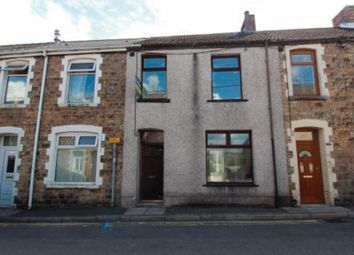 Thumbnail 3 bed terraced house for sale in Pennant Street, Ebbw Vale, Gwent