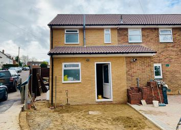 Thumbnail 1 bed semi-detached house to rent in Foxwell Drive, Headington