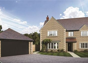 Thumbnail 5 bed detached house for sale in Foxley House, Willow Bank Road, Alderton, Tewkesbury, Gloucestershire