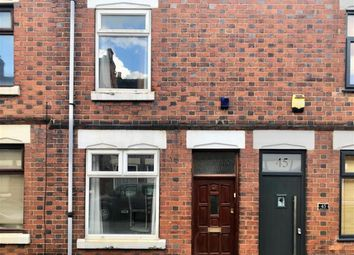 Thumbnail 2 bed terraced house for sale in Alma Street, Fenton, Stoke-On-Trent