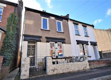 Thumbnail 2 bed semi-detached house to rent in Bartlett Road, Gravesend, Kent