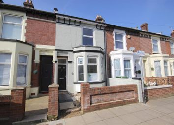 Thumbnail 4 bedroom terraced house for sale in North End Grove, Portsmouth