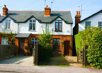 Thumbnail 2 bed cottage to rent in Fifield Road, Bray, Maidenhead