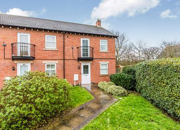 Thumbnail 1 bed terraced house for sale in Glamorgan Way, Church Gresley, Swadlincote