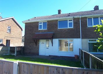 Thumbnail 3 bed semi-detached house to rent in Greenway, Forest Town, Mansfield, Nottinghamshire