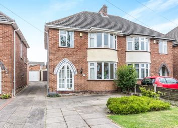 Thumbnail 3 bed semi-detached house for sale in Clifton Road, Castle Bromwich, Birmingham