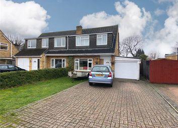 Robert Way, Mytchett, Camberley GU16. 3 bed semi-detached house for sale