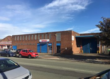 Thumbnail Industrial for sale in Cleveland Street, Birkenhead