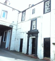 Thumbnail 4 bed terraced house for sale in High Street, Moffat, Dumfries And Galloway.