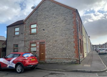 Thumbnail 1 bed terraced house to rent in Brook Street, Barry