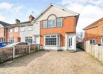 Thumbnail 2 bed end terrace house for sale in Langstone Road, Warstock, Birmingham