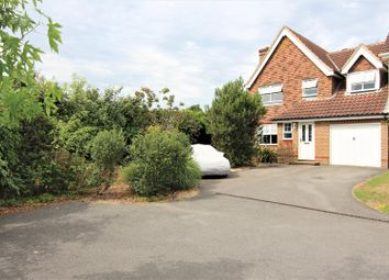 Thumbnail 4 bed semi-detached house for sale in The Oaks, Burgess Hill