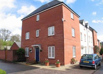 Thumbnail 4 bed end terrace house to rent in Alsa Brook Meadow, Tiverton