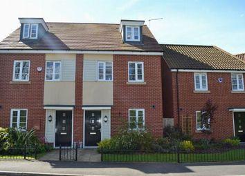 Thumbnail 3 bed semi-detached house for sale in Narrowboat Lane, Hunsbury Meadows, Northampton