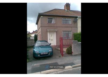 Thumbnail 3 bed semi-detached house to rent in Wordsworth Road, Bristol