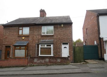 Thumbnail 2 bed terraced house for sale in Linden Street, Nottingham