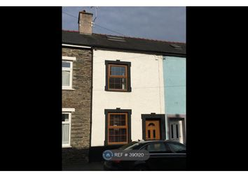 Thumbnail 2 bed terraced house to rent in Heol Iorwerth, Machynlleth