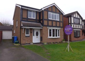 Thumbnail 4 bedroom detached house for sale in Richards Way, Thornton-Cleveleys