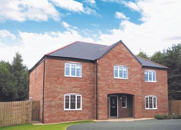 Thumbnail 5 bedroom detached house for sale in Loansdean, Morpeth