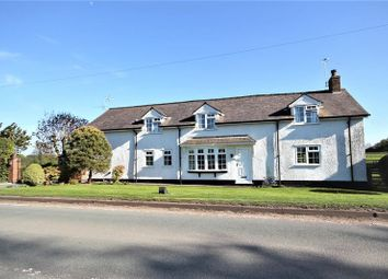Thumbnail 4 bed country house for sale in Ellesmere Road, Bronington, Nr Whitchurch