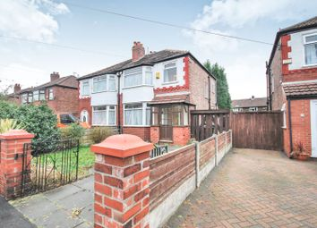 Thumbnail 3 bed semi-detached house for sale in Carnforth Road, Heaton Chapel