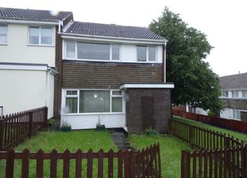 Thumbnail 3 bed terraced house for sale in Dunelm Way, Leadgate, Consett
