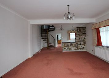 Thumbnail 3 bed end terrace house to rent in Hertford Road, Enfield