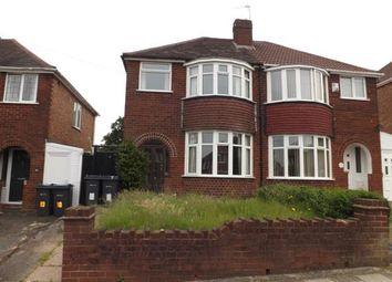 Thumbnail 3 bedroom semi-detached house for sale in Gorsy Road, Quinton, Birmingham, West Midlands