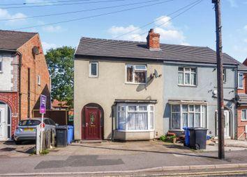 3 bed semi-detached house for sale in Osmaston Park Road, Derby DE24