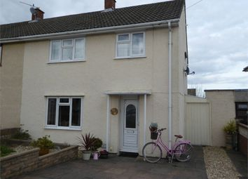 Thumbnail 3 bed semi-detached house for sale in Park Road, Caldicot