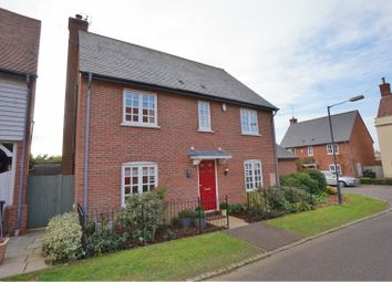 Thumbnail 4 bed detached house for sale in Glebe View, Walkern