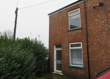 Thumbnail 2 bed end terrace house to rent in Raymond Street, Wisbech