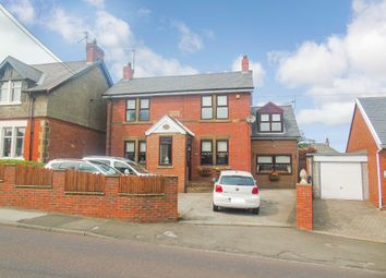Thumbnail 5 bed detached house for sale in Streetgate, Sunniside, Newcastle Upon Tyne