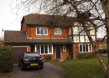 Thumbnail 3 bed semi-detached house to rent in Lincolns Mead, Lingfield