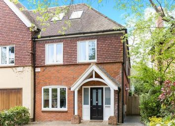 Thumbnail 4 bed end terrace house for sale in Glen Eyre Road, Bassett, Southampton