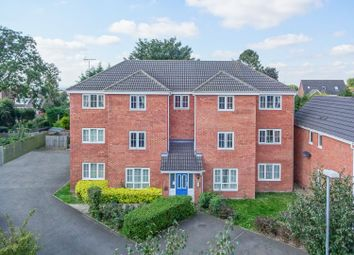 Thumbnail 2 bed flat for sale in Yeomans Close, Astwood Bank, Redditch