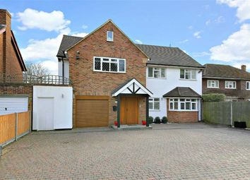 Thumbnail 6 bed detached house for sale in Shenley Hill, Radlett, Hertfordshire