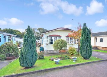 Thumbnail 2 bed mobile/park home for sale in Emms Lane, Barns Green, Horsham, West Sussex