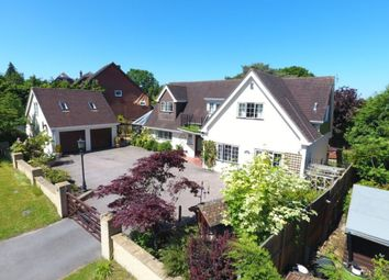 Thumbnail 4 bed detached house for sale in Nomansland, Salisbury
