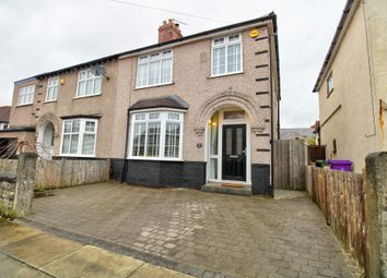3 bed semi-detached house for sale in Highville Road, Childwall, Liverpool L16