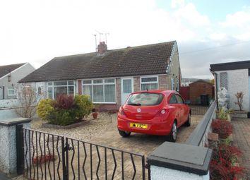 Thumbnail 2 bed bungalow for sale in Lon Y Llyn, Abergele