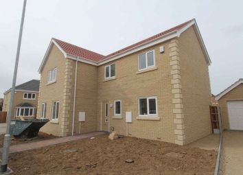 Thumbnail 4 bedroom detached house for sale in Kings Drive, Bradwell, Great Yarmouth