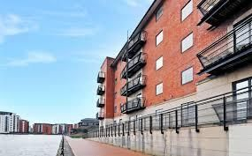 Thumbnail 2 bed flat to rent in Henke Court, Cardiff Bay, Cardiff