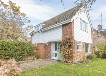 Thumbnail 4 bed detached house for sale in Hay Road, Reading