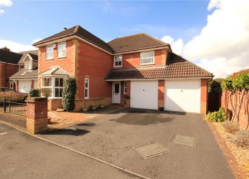 Thumbnail 4 bed detached house for sale in Heathfields, Downend, Bristol